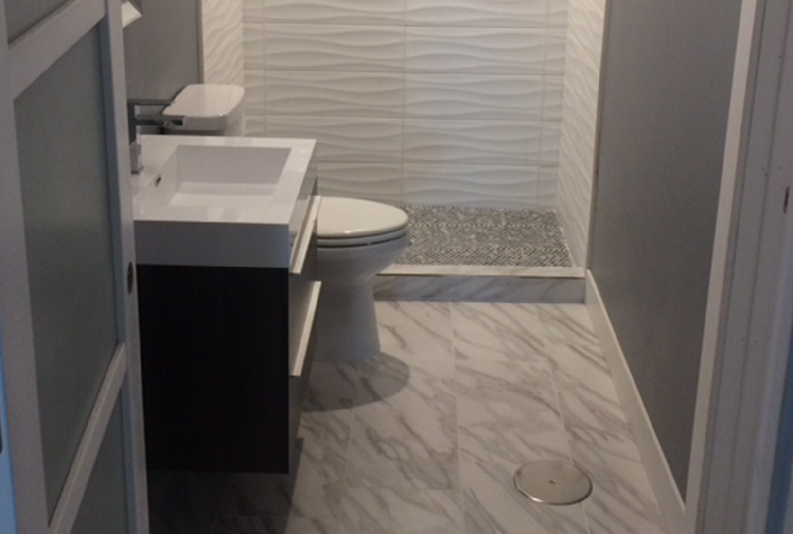 Newly Remodeled Bathroom in Lafayette, CO