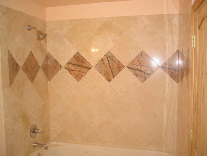 Shower Tile Installation in Lafayette, CO